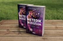 Hetedik bosszúja - Lorieni Krónikák 5.