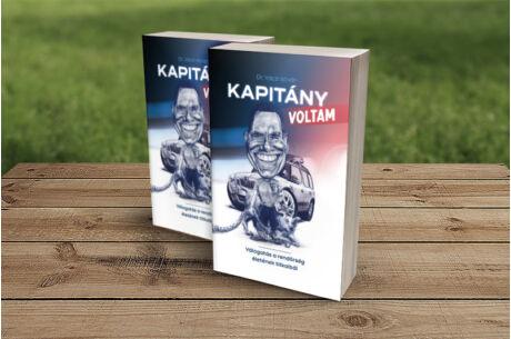 Dr. Váczi István: Kapitány voltam