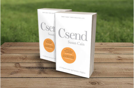 Susan Cain: Csend