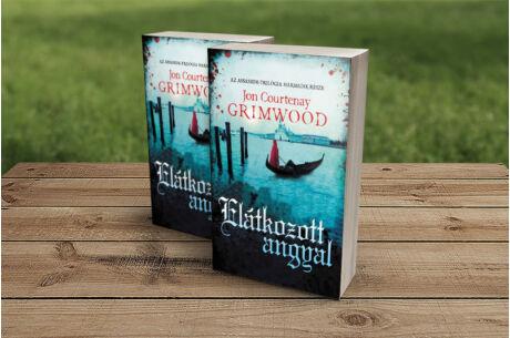 Jon Grimwood: Elátkozott angyal