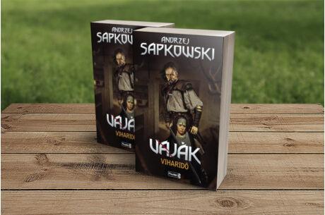 Andrzej Sapkowski: Viharidő - Vaják VIII.