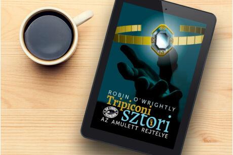 Robin O'Wrightly: Az amulett rejtélye (Tripiconi sztori 1.) (P)