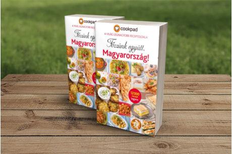 Cookpad: Fpzzünk együtt, Magyarország