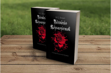 M.G. Brown: Vérvörös rózsaszirmok