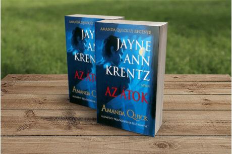 Jayne Ann Krentz: Az átok (Álomfény trilógia I.)