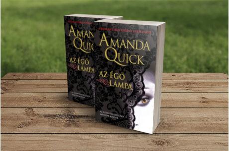 Amanda Quick: Az Égő Lámpa (Álomfény trilógia II.)
