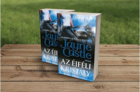 Jayne Castle: Az éjféli kristály (Álomfény-trilógia III.)