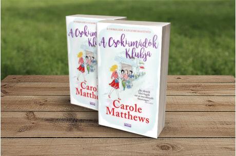 Carole Matthews: A csokiimádók klubja (1. rész)