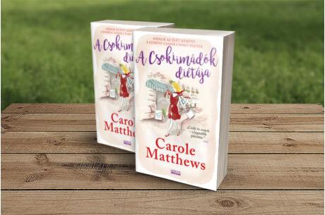 Carole Matthews: A csokiimádók diétája (2. rész)