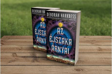Deborah Harkness: Az éjszaka árnyai