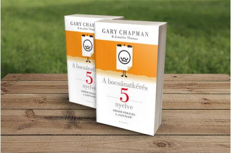Jennifer Thomas és Gary Chapman: A bocsánatkérés 5 nyelve