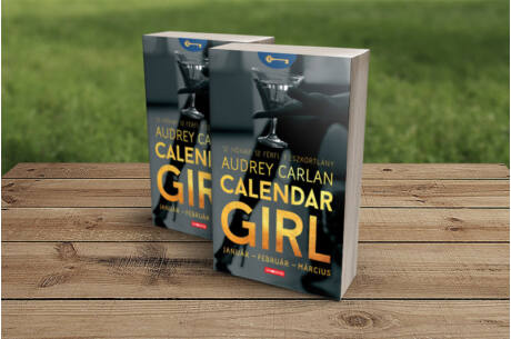 Audrey Carlan: Calendar Girl 1.