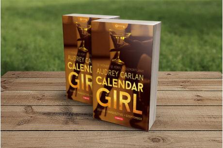 Audrey Carlan: Calendar Girl 3.