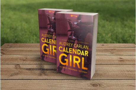 Audrey Carlan: Calendar Girl 4.