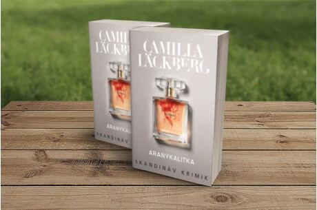 Camilla Lackberg: Aranykalitka