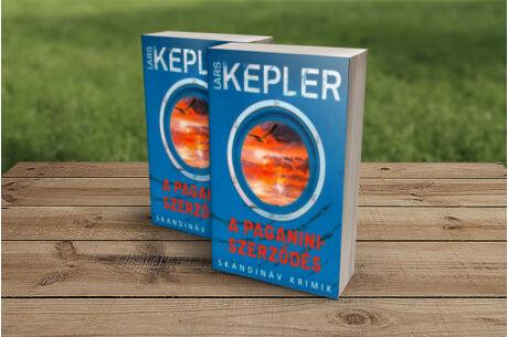 Lars Kepler: A Paganini-szerződés