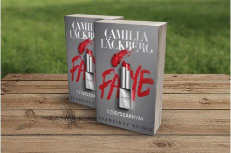 Camilla Lackberg: Ezüstszárnyak