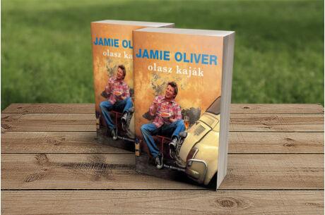 Jamie Oliver: Olasz kaják
