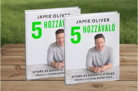 Jamie Oliver: 5 hozzávaló