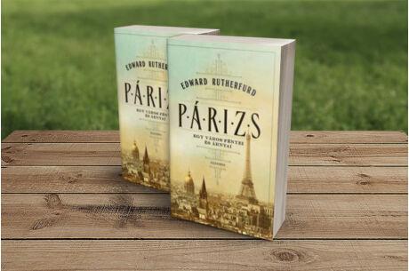 Edward Rutherfurd: Párizs