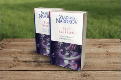 Vladimir Nabokov: Első szerelem - Összegyűjtött elbeszélések 2.