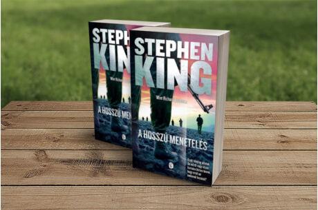 Stephen King: A Hosszú Menetelés