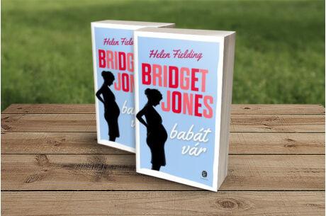 Helen Fielding: Bridget Jones babát vár