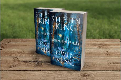 Stephen King - Owen King: Csipkerózsikák