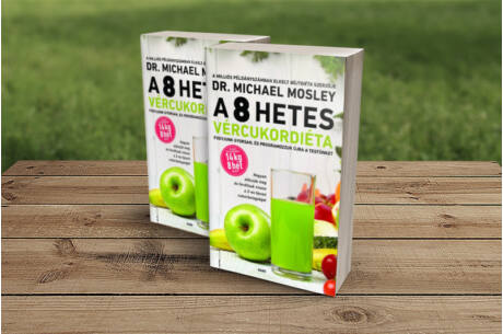 Dr. Michael Mosley: A 8 hetes vércukordiéta