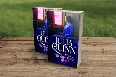 Julia Quinn: Miss Bridgerton miatt