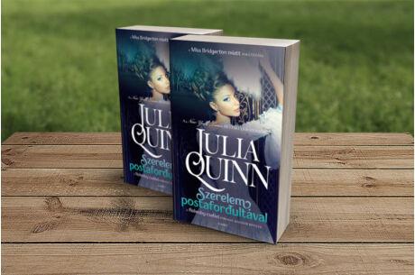 Julia Quinn: Szerelem postafordultával