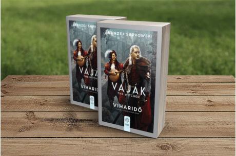 Andrzej Sapkowski: Vaják - The Witcher - Viharidő