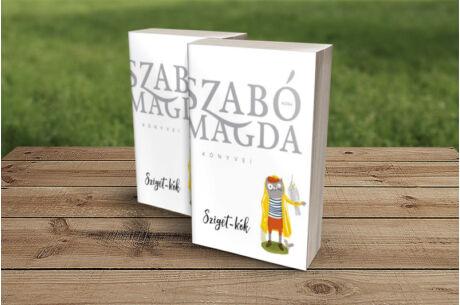 Szabó Magda: Sziget- kék
