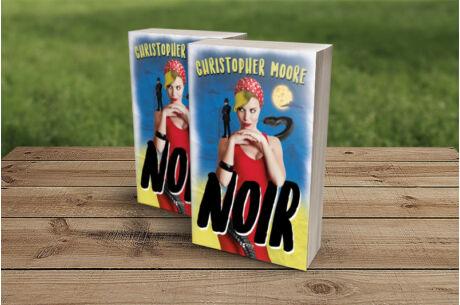Christopher Moore: Noir