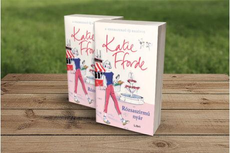 Katie Fforde: Rózsaszirmú nyár