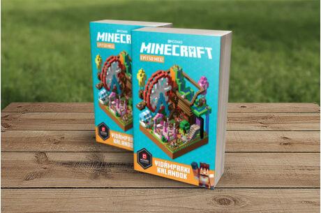 Minecraft: Építsd meg!