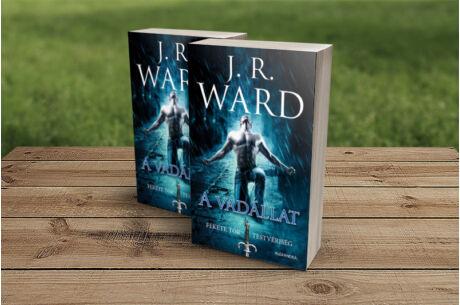J.R. Ward: A vadállat - Fekete tőr testvériség 14.