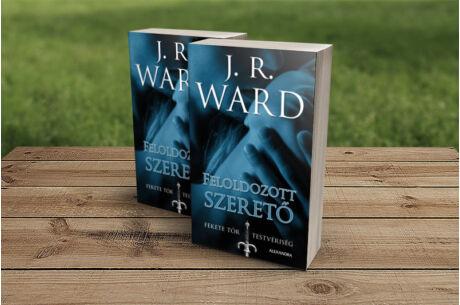 J.R. Ward: Feloldozott szerető - Fekete tőr testvériség 5.