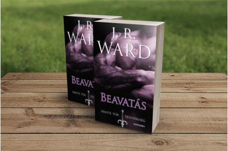 J.R. Ward: Beavatás - Fekete tőr testvériség 6.5