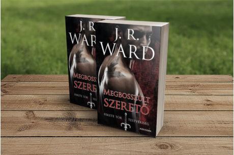 J.R. Ward: Megbosszult szerető - Fekete tőr testvériség 7.