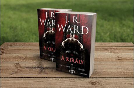 J.R. Ward: A király - Fekete tőr testvériség 12.