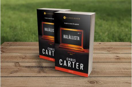 Chris Carter: Halállista