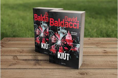 David Baldacci: Kiút