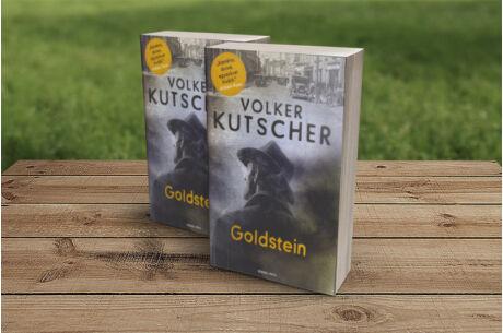 Volker Kutscher: Goldstein
