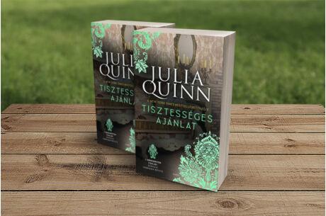Julia Quinn: Tisztességes ajánlat