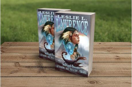 Leslie L. Lawrence: Az asszony, akit megszúrt a skorpió