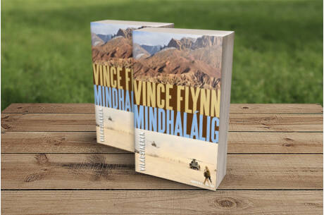 Vince Flynn: Mindhalálig