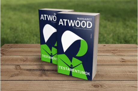 Margaret Atwood: Testamentum - A szolgálólány meséje 2.
