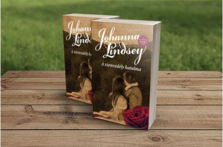 Johanna Lindsey: A szenvedély hatalma