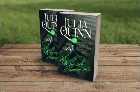 Julia Quinn: Egy csók...és minden más